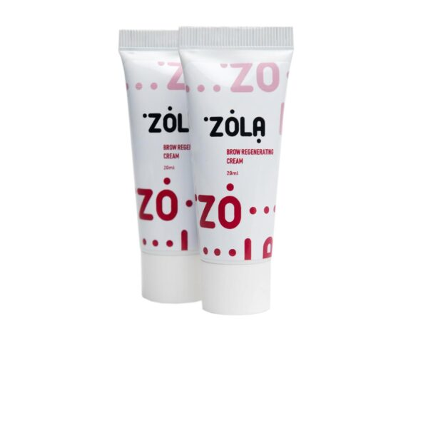 zola brow regeneration cream