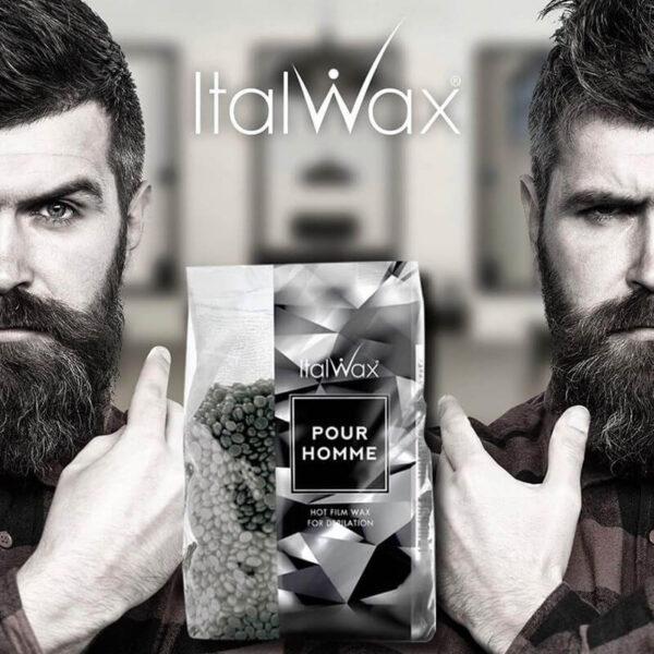 italwax-pour-homme-black-film-wax-wosk-twardy-w-granulkach-do-depilacji-bezpaskowej-niskotemperaturowy-1kg-2