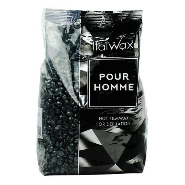 italwax-pour-homme-black-film-wax-wosk-twardy-w-granulkach-do-depilacji-bezpaskowej-niskotemperaturowy-1kg
